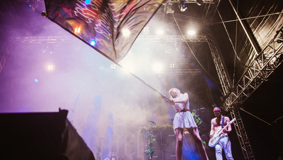Crystal Fighters live beim MS Dockville 2016
