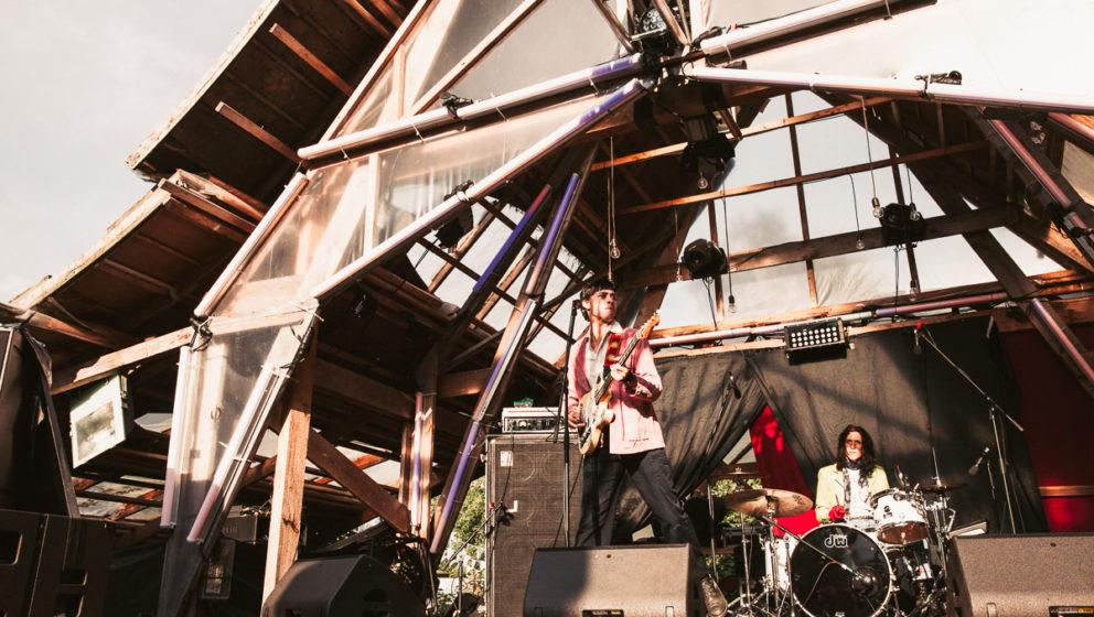Die beste Band des Wochenendes: The Garden aus Orange County, Kalifornien.
