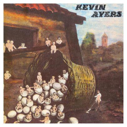 1971 Kevin Ayers – Whatevershebringswesing