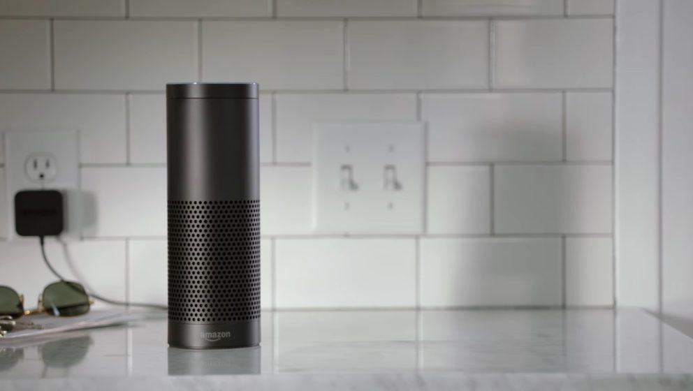 Der intelligente Lautsprecher Amazon Echo