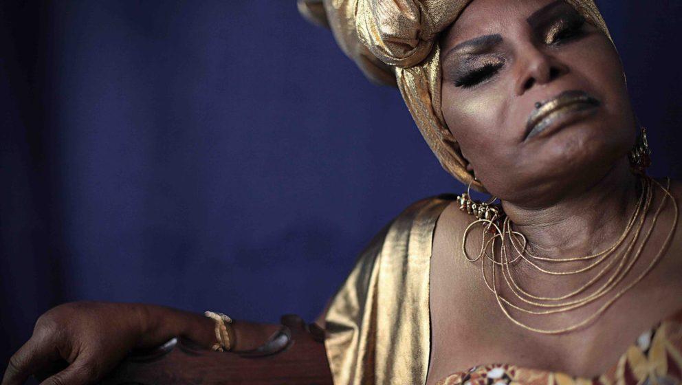 Die brasilianische Sängerin Elsa Soares ist demnächst in Utrecht zu sehen.