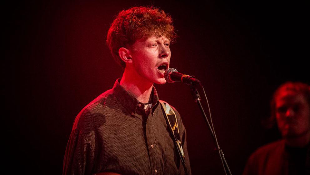 Andy Marshall beim King-Krule-Auftritt in Dänemark im Jahr 2014