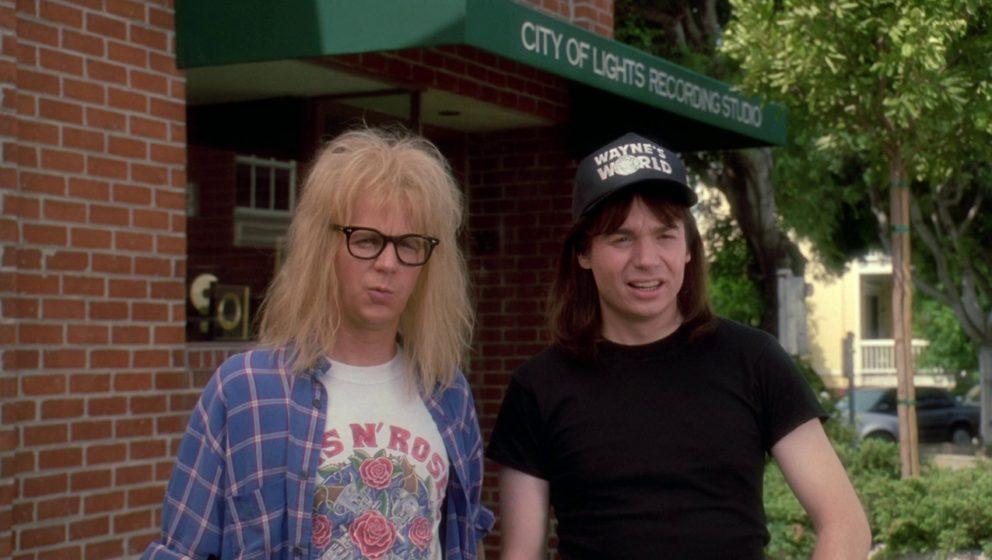 Garth Algar (Dana Carvey) und Wayne Campbell (Mike Myers)