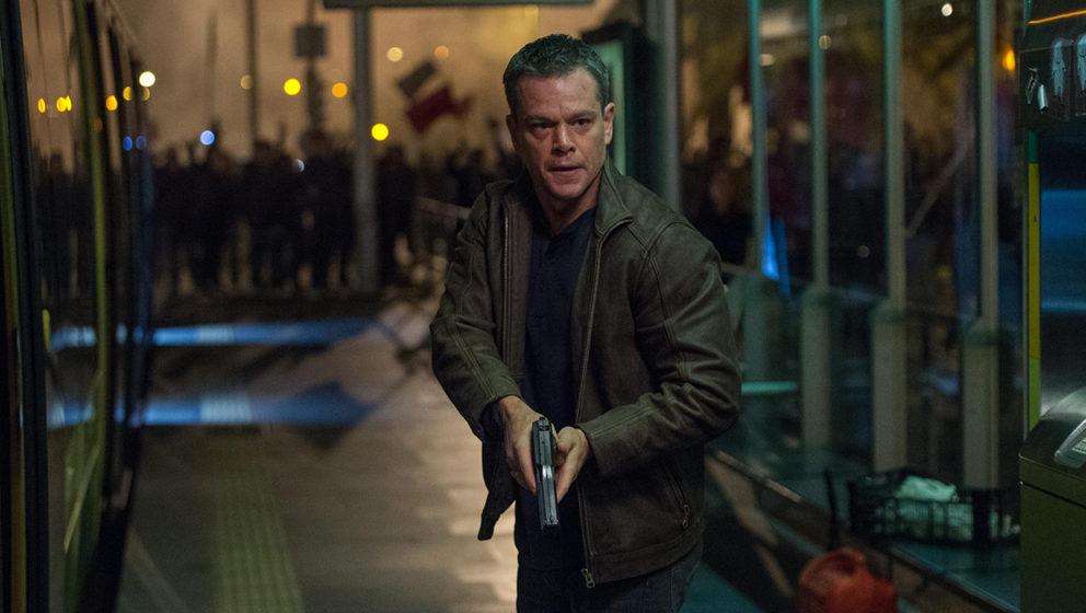 Jason Bourne (Matt Damon) ist wieder auf rasanter Action-Hatz. Für eine 3D-Version vielleicht etwas zu heftig.