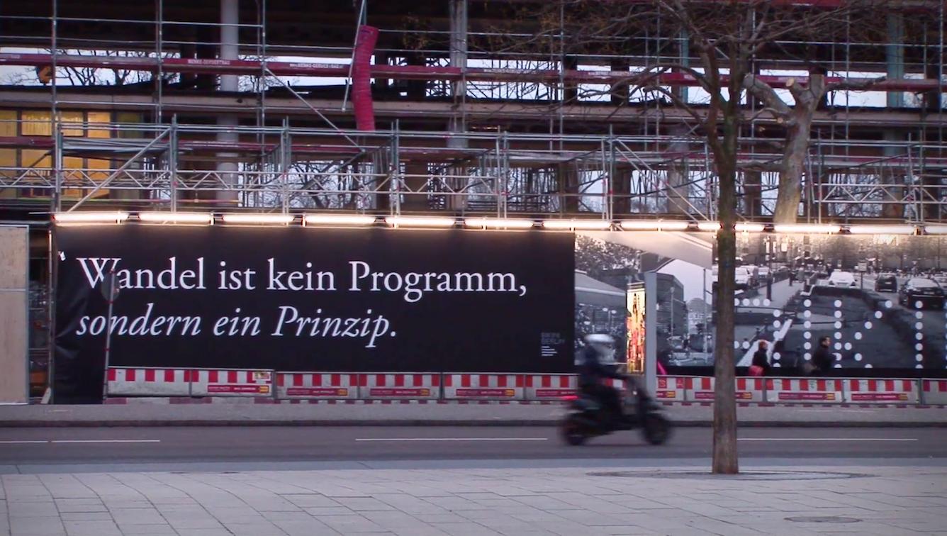 """Aufnahme aus """"Die Stadt als Beute"""""""
