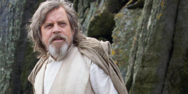 """Hat Mark Hamill etwa schon wieder """"Star Wars"""" gespoilert?"""