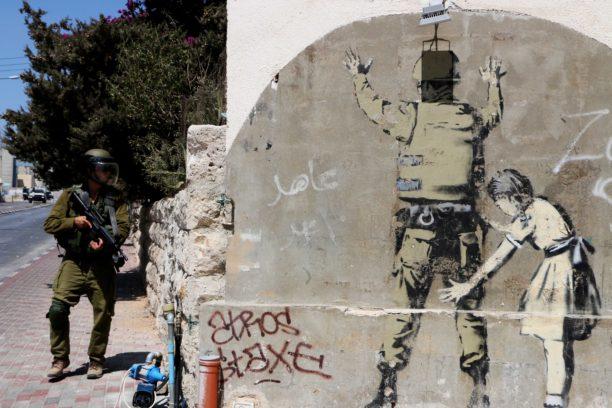 Banksy Bethlehem Tour