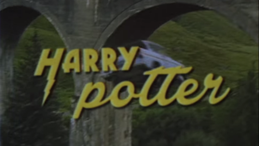 "Szene aus ""Harry Potter And The 90s Sitcom"""