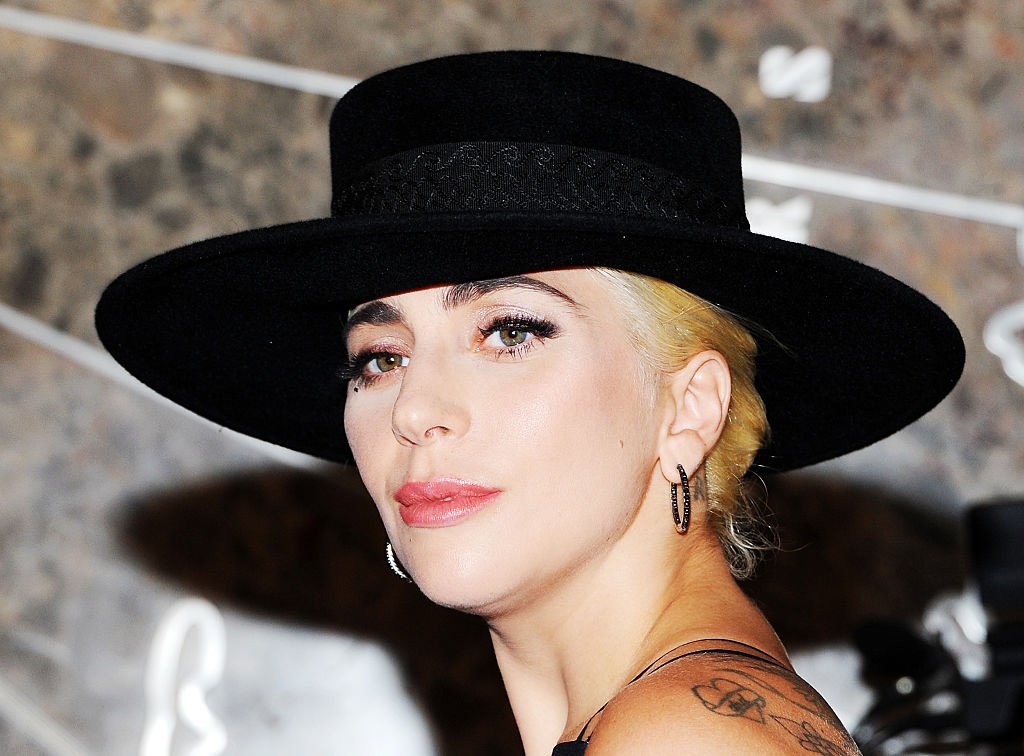 Lady Gaga Anfang August in New York