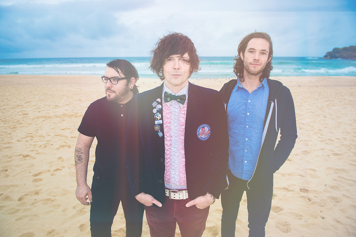"""Beach Slang haben ein neues Video zum Song """"Atom Bomb"""" gedreht."""
