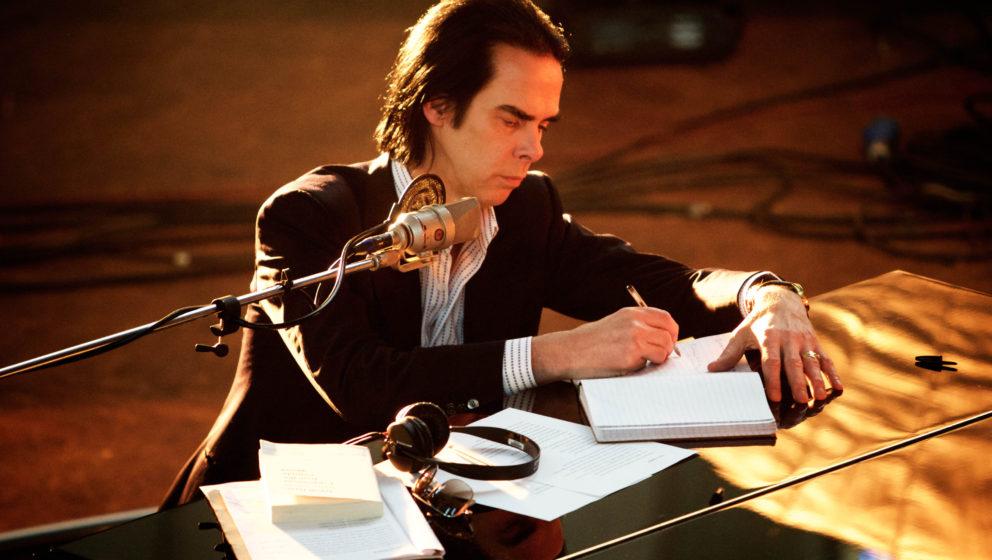Nick Cave im Studio: Andrew Dominik begleitete den Entstehungsprozess von SKELETON TREE.