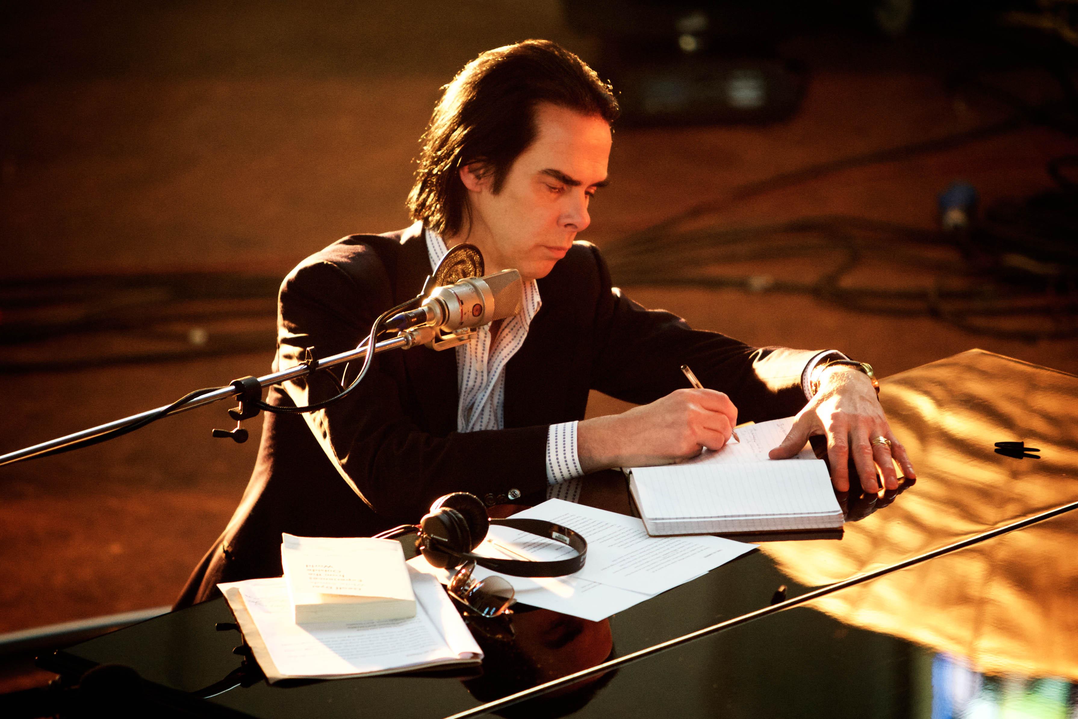 Nick Cave & The Bad Seeds veröffentlichen ihr 16. Album SKELETON TREE.