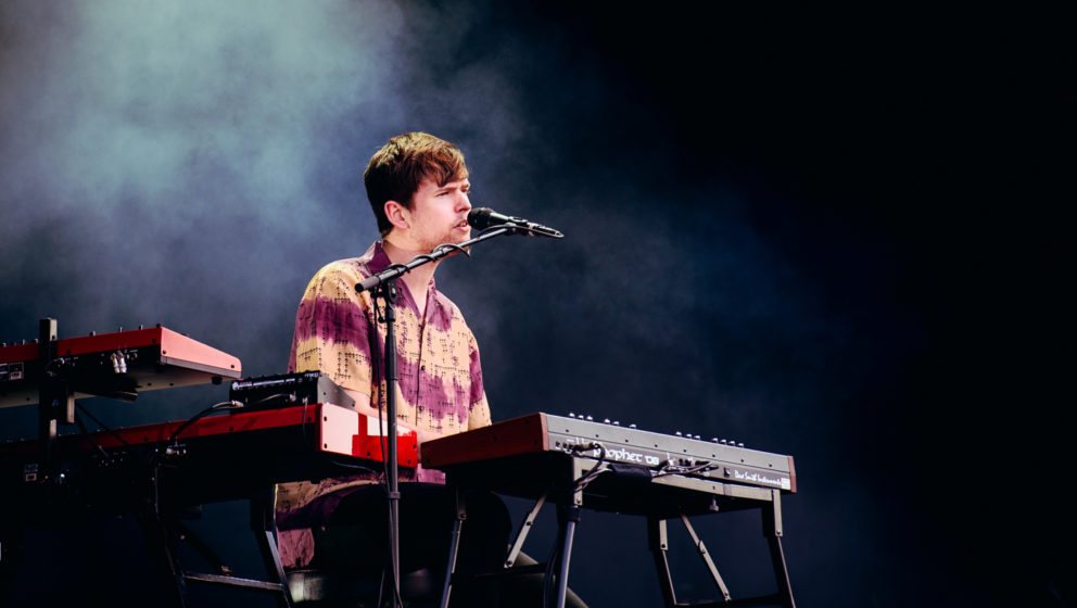 James Blake, Lollapalooza Berlin 2016