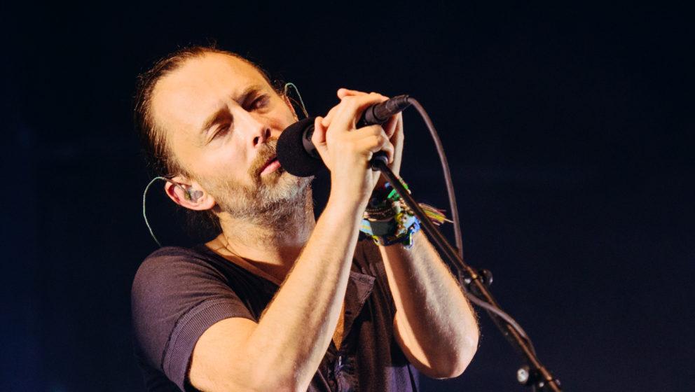 Radiohead, Lollapalooza Festival 2016