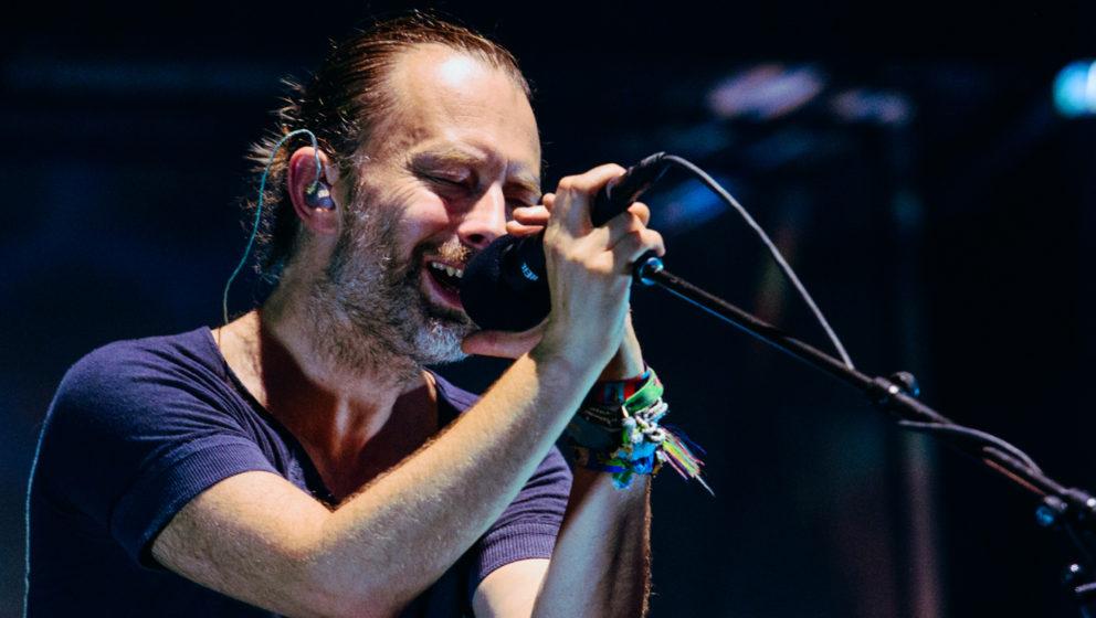 Hört jetzt Radiohead auf Spotify.