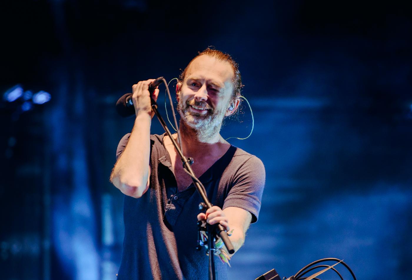 Radiohead, Lollapalooza Berlin 2016