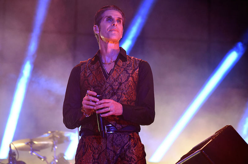 Perry Farrell bei einem Konzert seiner Band Jane's Addiction im September in Denver