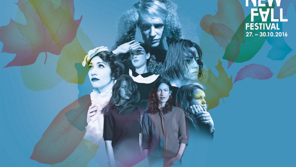 Beim New Fall Festival treten unter anderem Regina Spektor, Boy und Dillon auf.