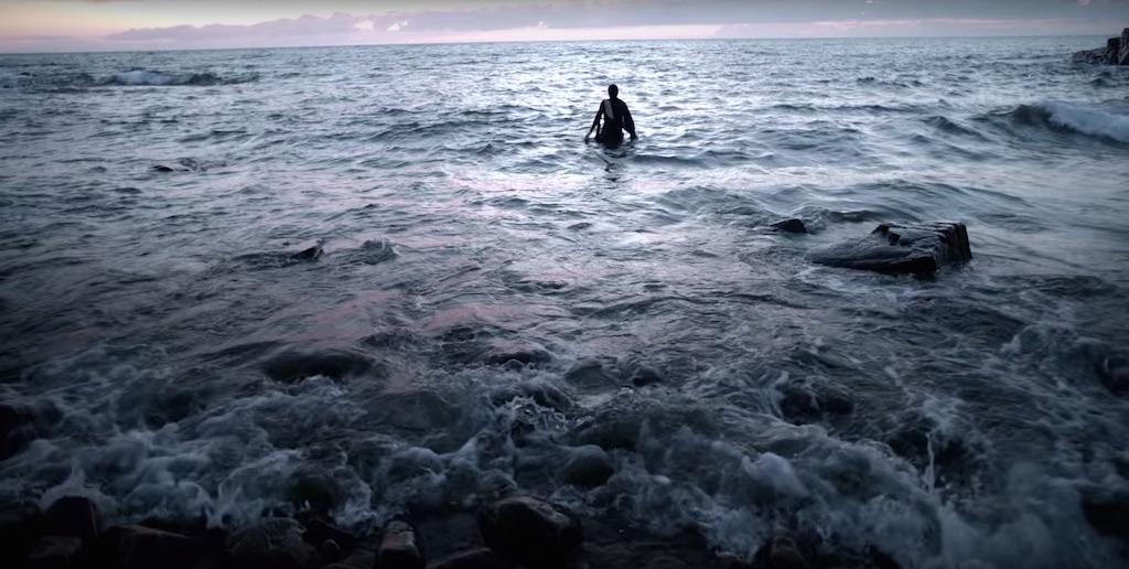 "Szene aus ""Drowning World"" von Sandra Bjurman"