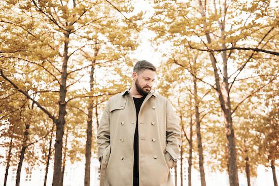 Im Oktober veröffentlicht Fritz Kalkbrenner sein fünftes Album