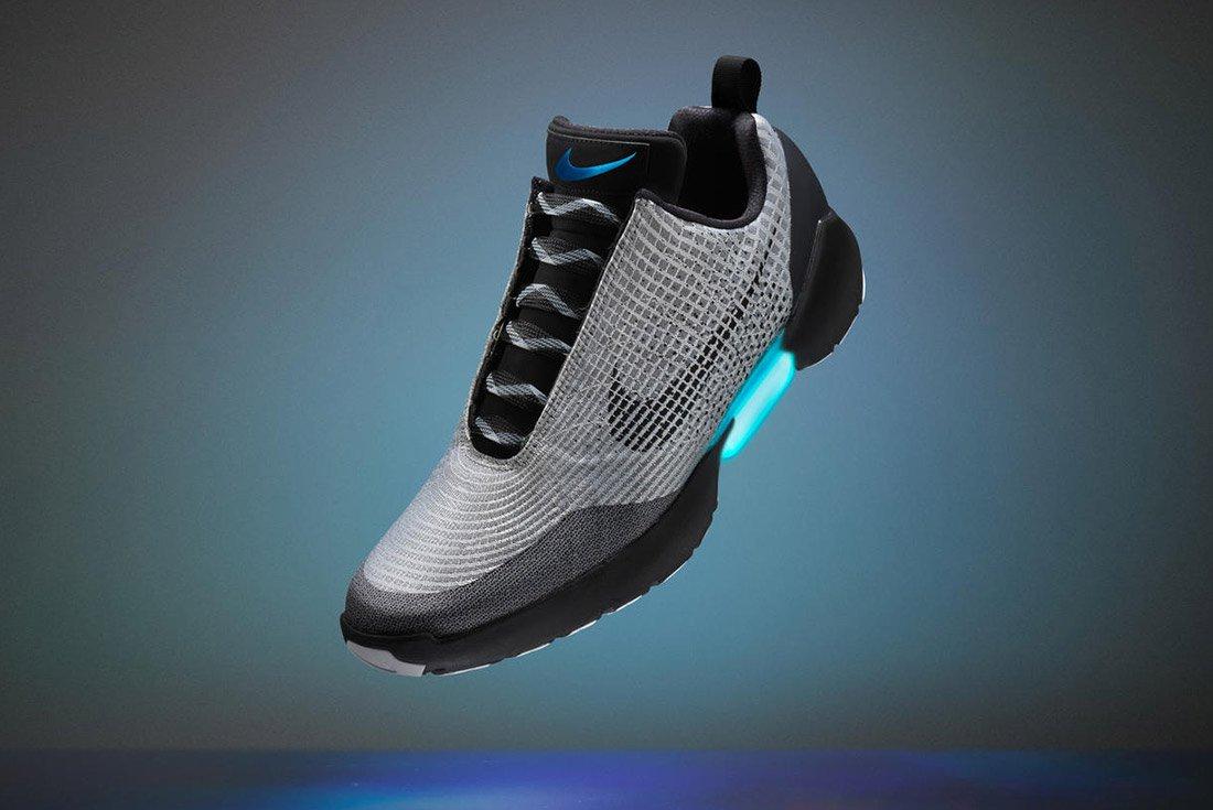 Puma bringt selbstschnürenden Schuh auf den Markt