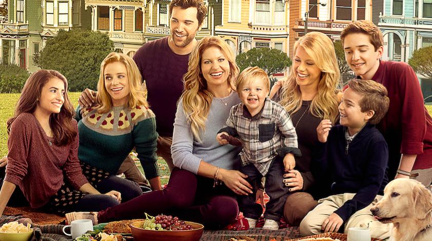 """Erstes Bild zur zweiten Staffel """"Fuller House""""."""