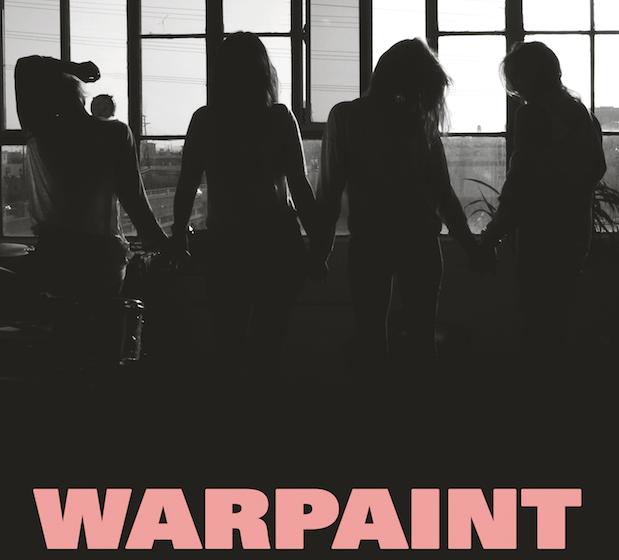 Warpaint – HEADS UP, VÖ: 23.09.2016