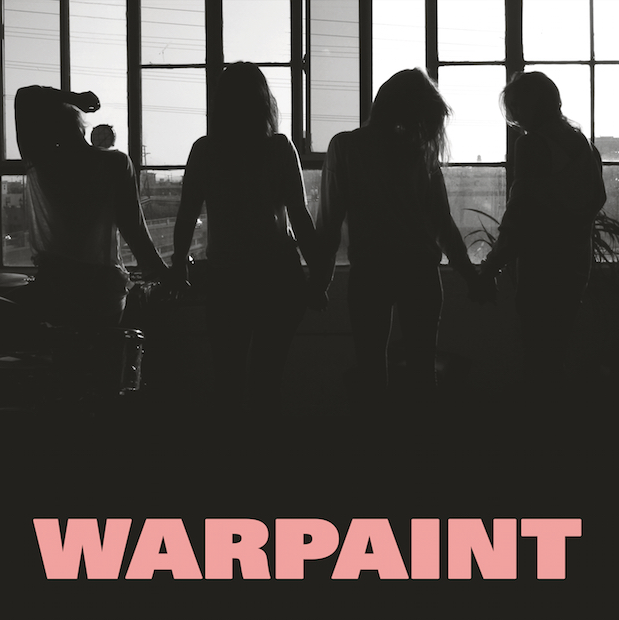 Warpaint – HEADS UP, VÖ: 23.09.2016