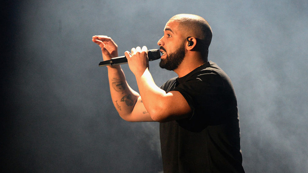 Drake beim iHeartRadio Music Festival am 23. September in Las Vegas, Nevada.