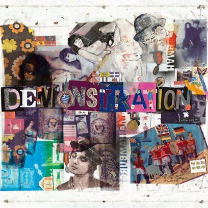 So sieht das Cover von HAMBURG DEMONSTRATIONS aus.