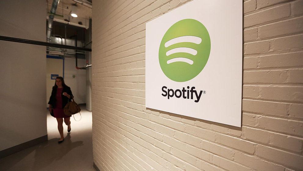 Spotify-Büro in New York