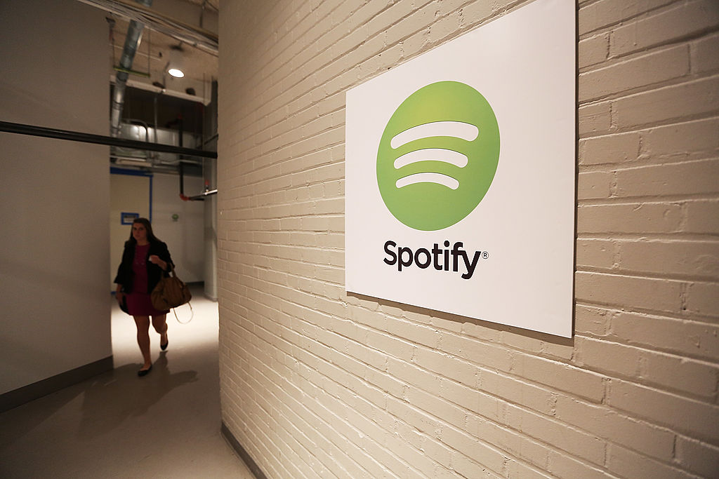 Spotify-Büro in New York