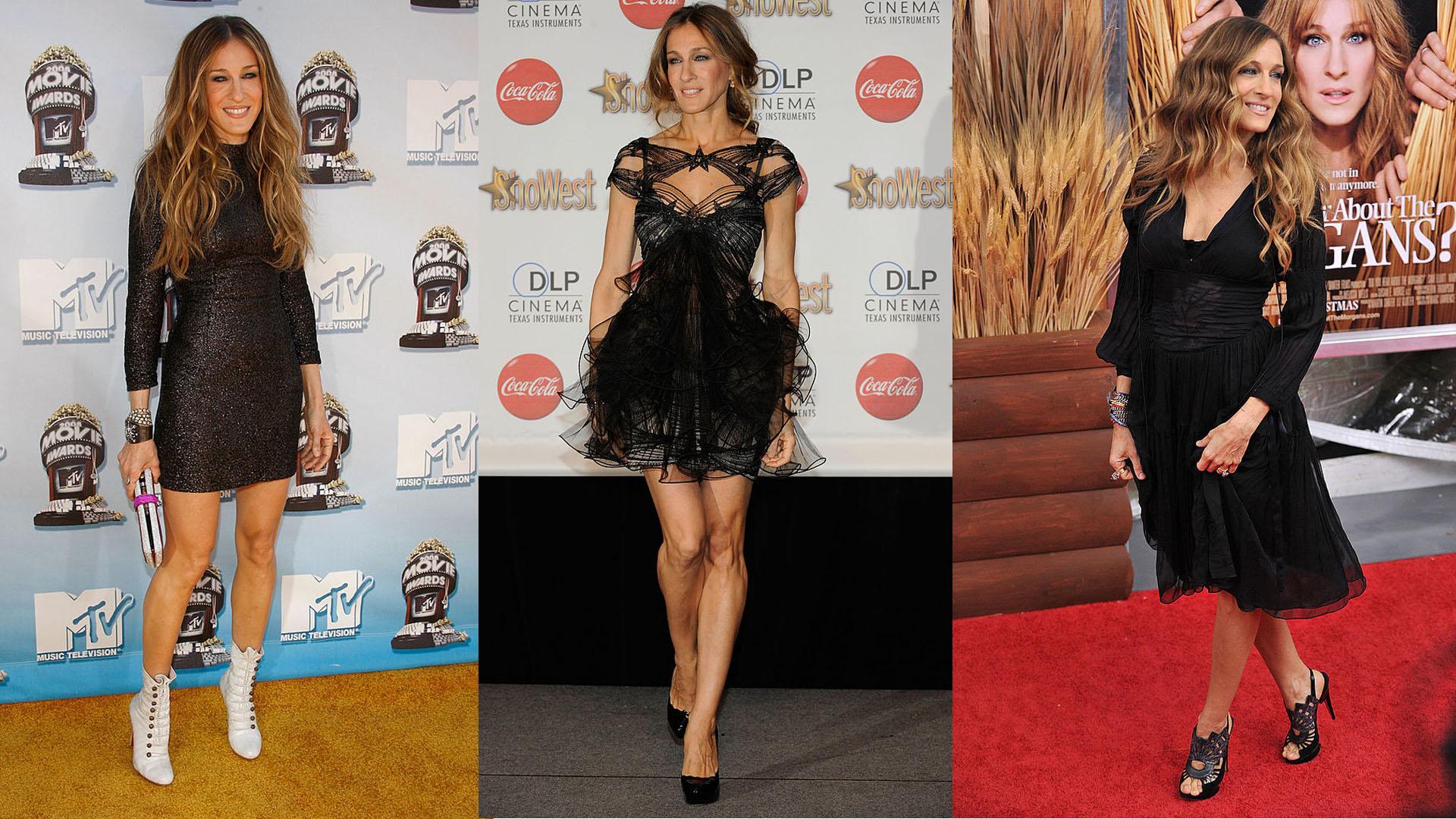Sarah Jessica Parker Designt Neue Little Black Dress