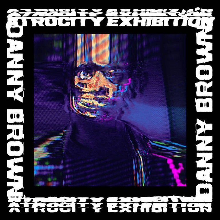 Danny Brown - ATROCITY EXHIBITION, VÖ. 30.09.2016