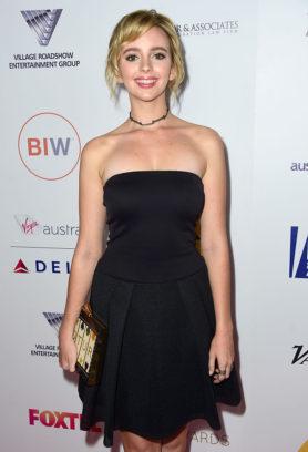 Britney-Schauspielerin Natascha Bessett