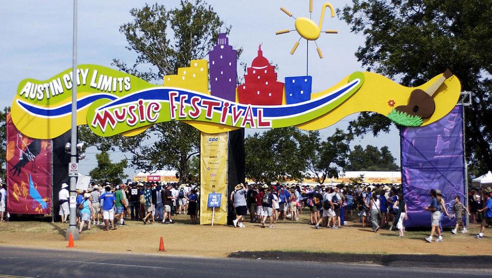 Wird direkt auf deinen Bildschirm übertragen: das Austin City Limits Festival