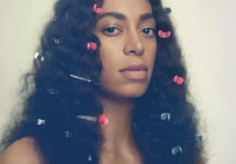 """Artwork: """"A Seat At The Table"""" von Solange"""