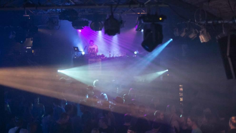 MUSIKEXPRESS Klubtour, 02.10.2016, Köln