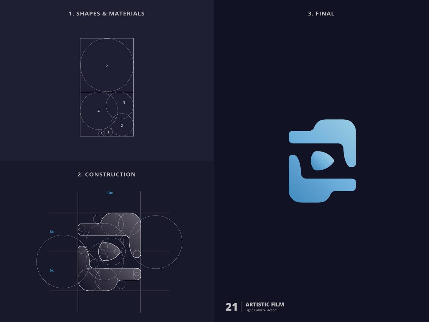 Camera Geek Tv Net 25 : Goldener schnitt designer erstellt innerhalb von tagen