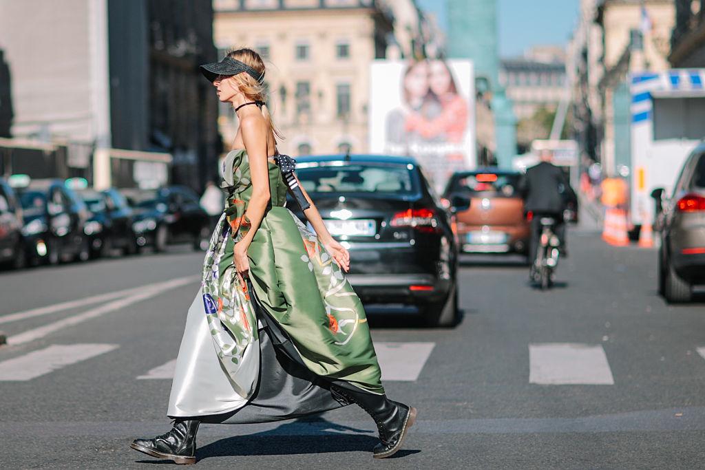 Fashion Week Paris Geschichte