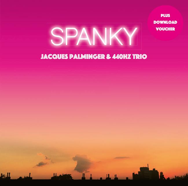 Jacques Palminger & 440 Hz Trio – SPANKA UND SEINE FREUNDE, VÖ: 7.10.2016