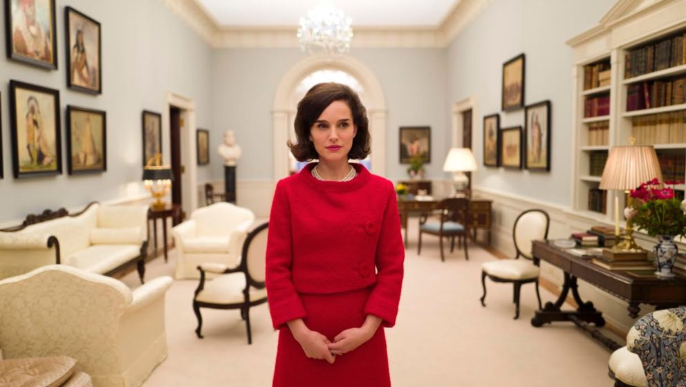 """Natalie Portman als """"Jackie"""" Kennedy."""