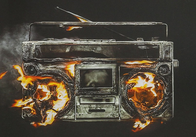 Green Day – REVOLUTION RADIO; 7.10.2016