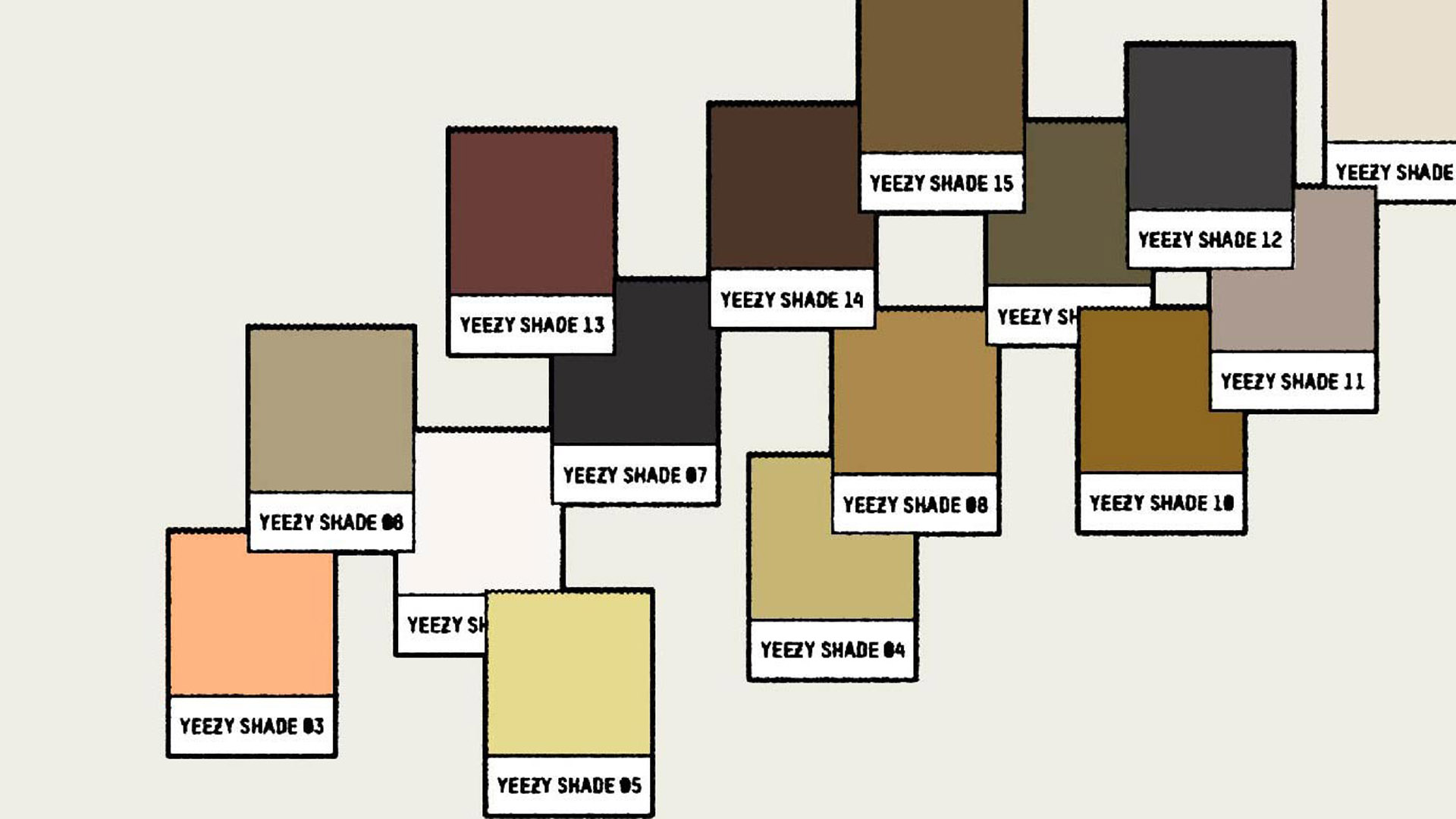 yeezy boost 350 v2 adidas best tigt 14 neue farben f r. Black Bedroom Furniture Sets. Home Design Ideas