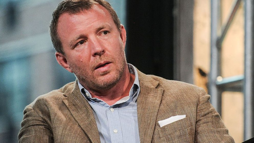 NEW YORK, NY - AUGUST 11:  Filmmaker Guy Ritchie attends AOL Build to discuss his new film 'Man from U.N.C.L.E.' at AOL Studi