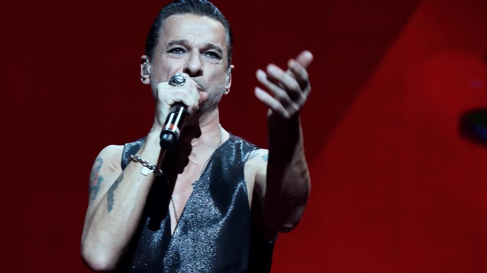 Dave Gahan und Depeche Mode kommen 2017 auch nach Deutschland.