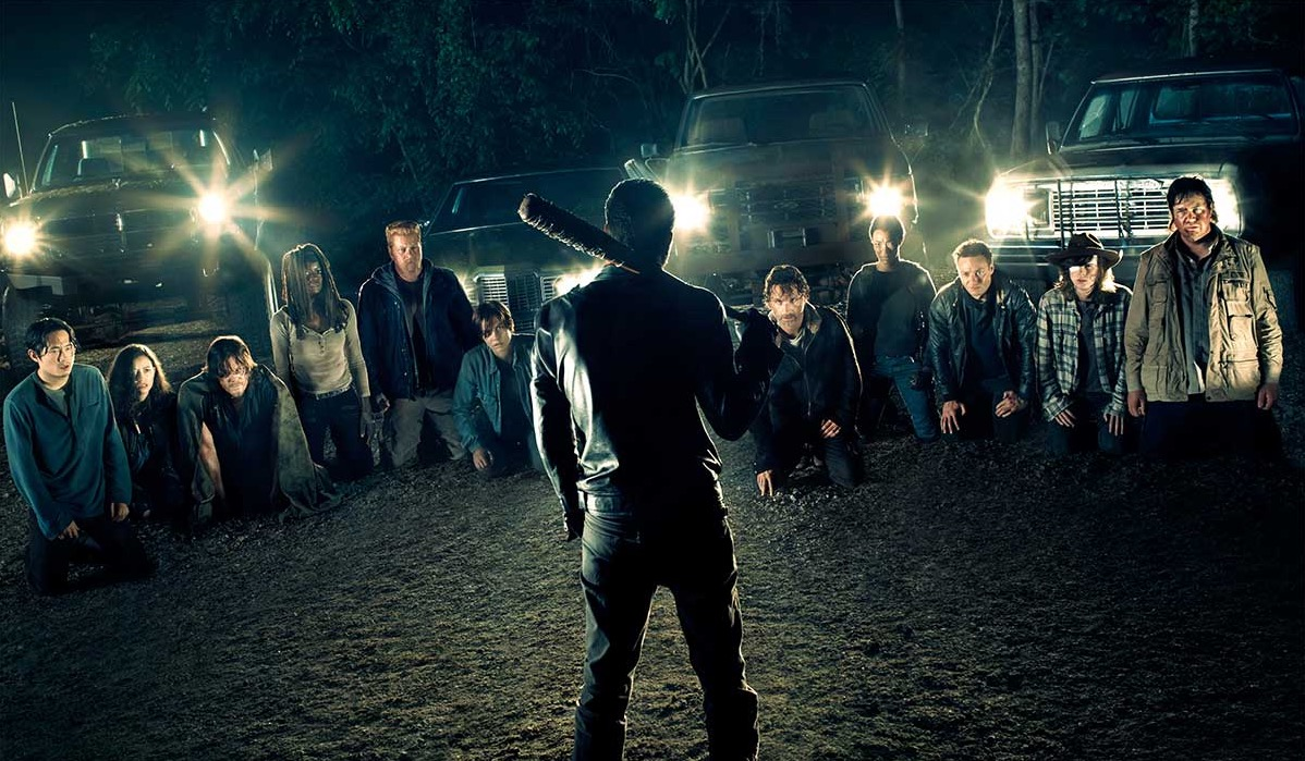 """Wer stirbt? """"The Walking Dead"""" endete zuletzt mit einem großen Cliffhanger."""