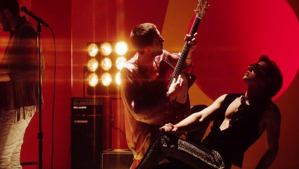 "Miles Kane und Alex Turner im Video zu ""Is This What You Wanted""."