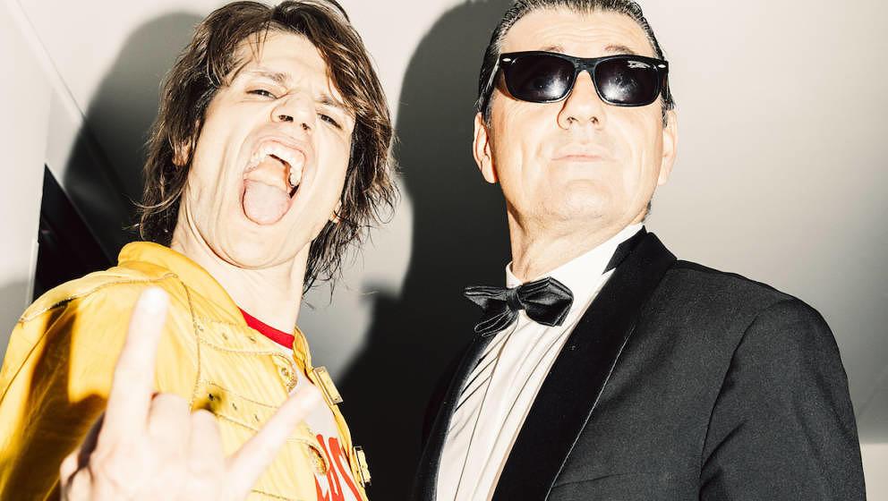 We will rock you Amadeus.