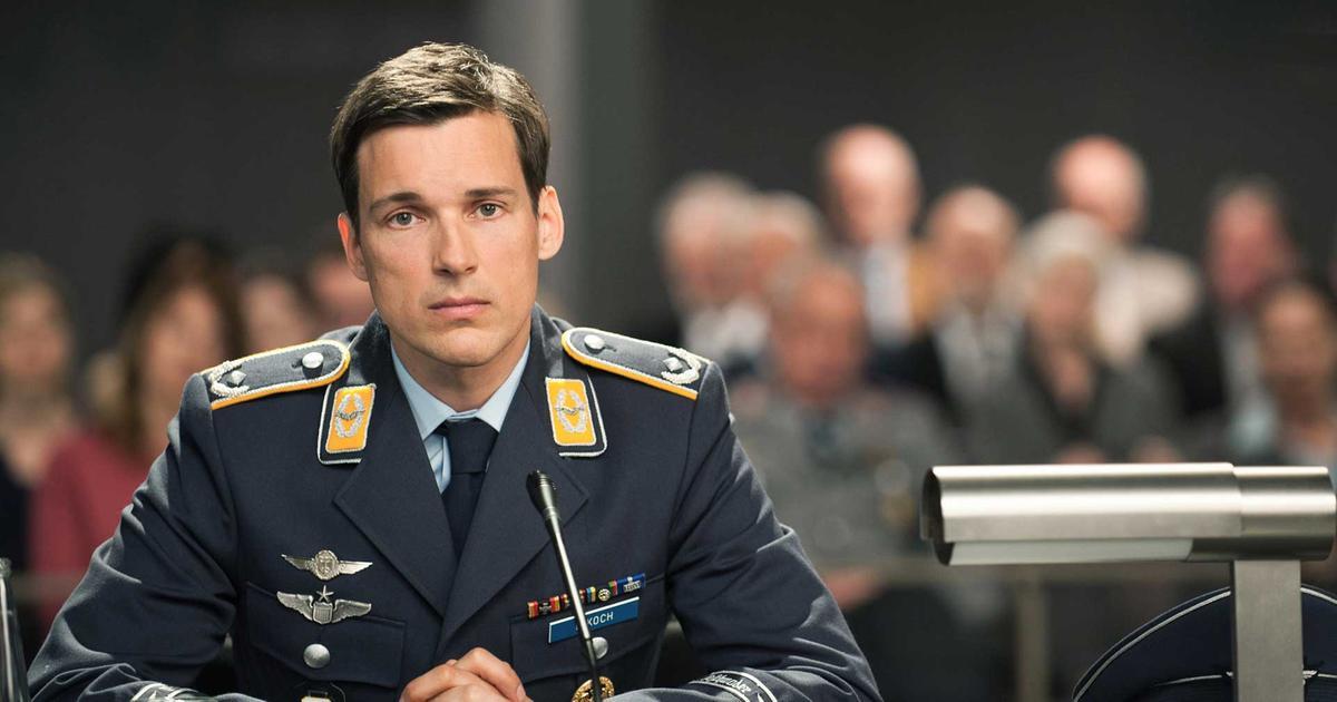 Florian David Fitz wurde am Montagabend von den Zuschauern freigesprochen.